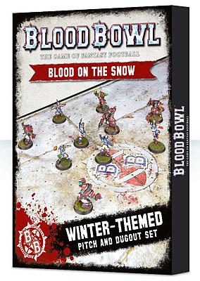 Einfach und sicher online bestellen: Blood Bowl: Blood on the Snow in Österreich kaufen.