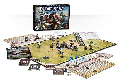 Einfach und sicher online bestellen: Blood Bowl: Das Fantasy-Football-Spiel in Österreich kaufen.