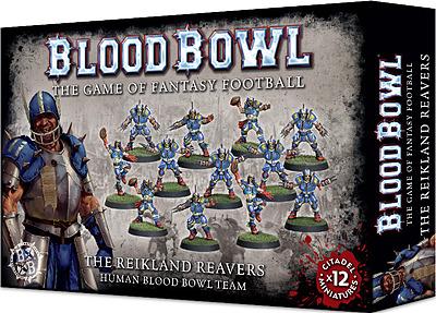 Einfach und sicher online bestellen: Blood Bowl Menschen Team The Reikland Reavers in Österreich kaufen.