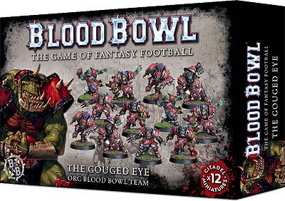 Einfach und sicher online bestellen: Blood Bowl Ork Team The Gouged Eye in Österreich kaufen.
