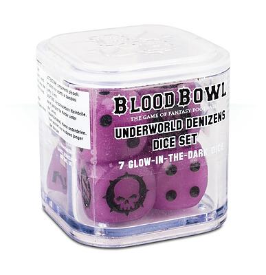 Einfach und sicher online bestellen: Blood Bowl Underworld Denizens Dice in Österreich kaufen.