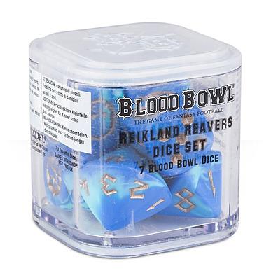 Einfach und sicher online bestellen: Blood Bowl Human Dice Set in Österreich kaufen.