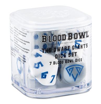 Einfach und sicher online bestellen: Blood Bowl Zwerge Dice Set in Österreich kaufen.