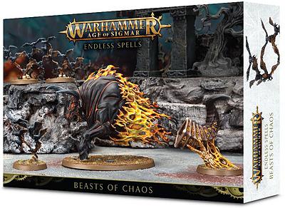Einfach und sicher online bestellen: Endless Spells: Beasts of Chaos in Österreich kaufen.