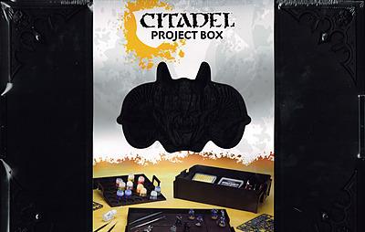 Einfach und sicher online bestellen: Citadel Project Box in Österreich kaufen.