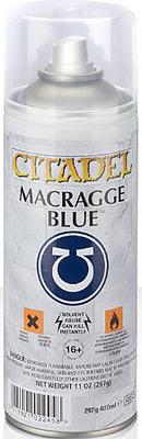 Einfach und sicher online bestellen: Citadel Sprühgrundierung: Macragge Blue Spray in Österreich kaufen.