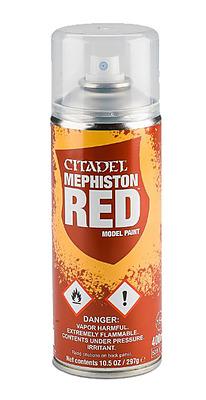Einfach und sicher online bestellen: Citadel Sprühgrundierung: Mephiston Red in Österreich kaufen.