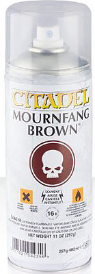 Einfach und sicher online bestellen: Citadel Sprühgrundierung: Mournfang Brown Spray in Österreich kaufen.