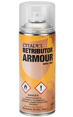 Einfach und sicher online bestellen: Citadel Sprühgrundierung: Retributor Armour Spray in Österreich kaufen.