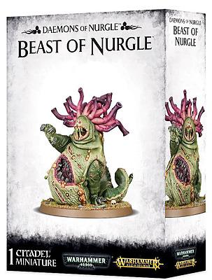 Einfach und sicher online bestellen: Chaos Dämonen Nurgle Beast of Nurgle in Österreich kaufen.