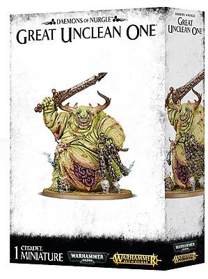Einfach und sicher online bestellen: Chaos Dämonen Nurgle Great Unclean One in Österreich kaufen.