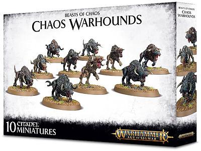Einfach und sicher online bestellen: Monster of Chaos: Chaos Warhounds in Österreich kaufen.