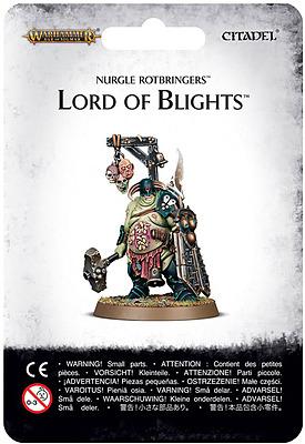 Einfach und sicher online bestellen: Chaos Nurgle Rotbringers Lord of Blights in Österreich kaufen.