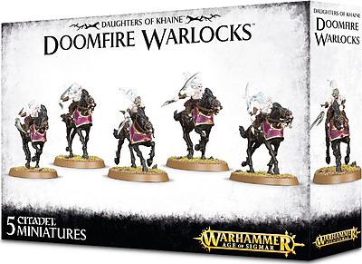 Einfach und sicher online bestellen: Daughters of Khaine Doomfire Warlocks in Österreich kaufen.