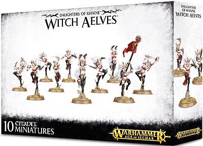 Einfach und sicher online bestellen: Daughters of Khaine Witch Aelves in Österreich kaufen.