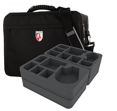 Einfach und sicher online bestellen: Feldherr Medium Figuren Tasche für X-Wing in Österreich kaufen.