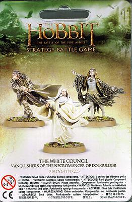 Einfach und sicher online bestellen: Hobbit: The White Council - Vanquishers of Necro. in Österreich kaufen.