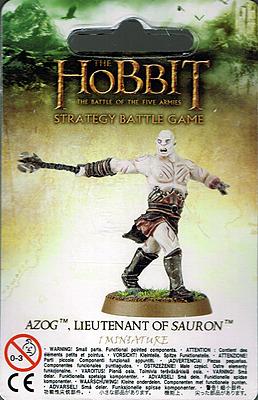 Einfach und sicher online bestellen: Der Hobbit: Azog, Feldherr Saurons in Österreich kaufen.