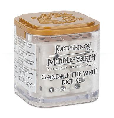 Einfach und sicher online bestellen: Der Hobbit: Gandalf the White Dice Set in Österreich kaufen.