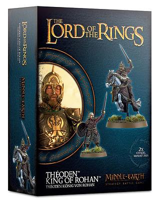 Einfach und sicher online bestellen: Der Hobbit: Théoden König von Rohan in Österreich kaufen.
