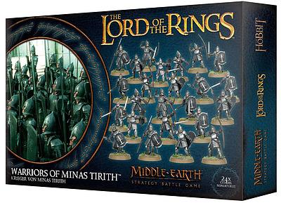 Einfach und sicher online bestellen: Krieger von Minas Tirith in Österreich kaufen.