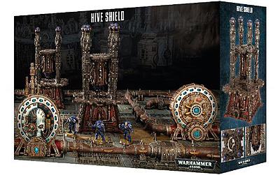 Einfach und sicher online bestellen: Warhammer 40.000: Hive Shield in Österreich kaufen.