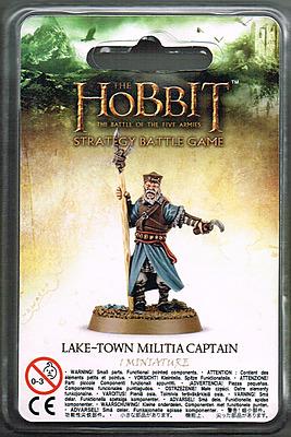 Einfach und sicher online bestellen: Der Hobbit: Hauptmann der Miliz von See-Stadt in Österreich kaufen.