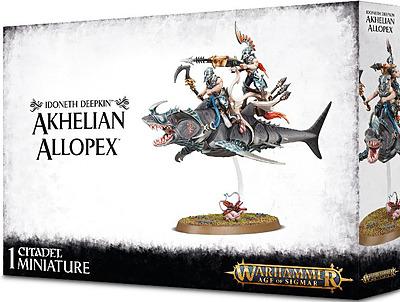Einfach und sicher online bestellen: Idoneth Deepkin: Akhelian Allopex in Österreich kaufen.