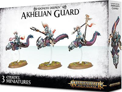 Einfach und sicher online bestellen: Idoneth Deepkin: Akhelian Guard in Österreich kaufen.