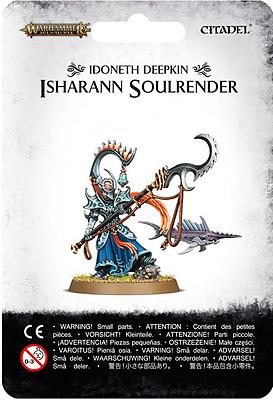 Einfach und sicher online bestellen: Idoneth Deepkin: Isharann Soulrender in Österreich kaufen.