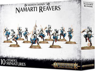 Einfach und sicher online bestellen: Idoneth Deepkin: Namarti Reavers in Österreich kaufen.