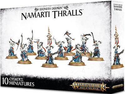Einfach und sicher online bestellen: Idoneth Deepkin: Namarti Thralls in Österreich kaufen.