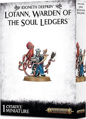 Einfach und sicher online bestellen: Lotann Warden of the Soul Ledgers in Österreich kaufen.