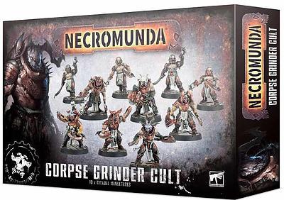 Einfach und sicher online bestellen: Necromunda: Corpse Ginder Cult in Österreich kaufen.