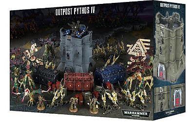 Einfach und sicher online bestellen: Warhammer 40.000: Outpost Pythos IV in Österreich kaufen.