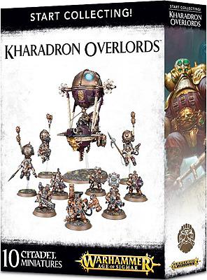 Einfach und sicher online bestellen: Start Collecting! Kharadron Overlords in Österreich kaufen.