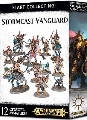 Einfach und sicher online bestellen: Start Collecting! Stormcast Vanguard in Österreich kaufen.