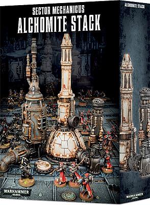 Einfach und sicher online bestellen: Warhammer 40.000: Alchomite Stack in Österreich kaufen.