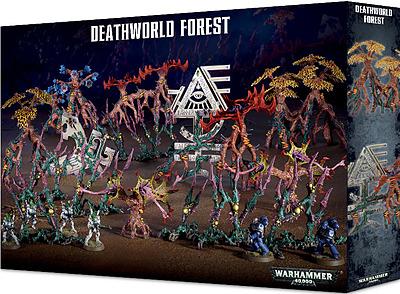 Einfach und sicher online bestellen: Warhammer 40.000: Deathworld Forest in Österreich kaufen.