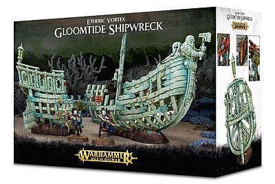 Einfach und sicher online bestellen: Etheric Vortex: Gloomtide Shipwreck in Österreich kaufen.