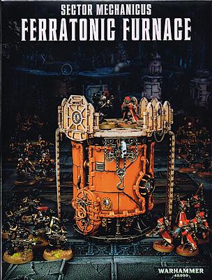 Einfach und sicher online bestellen: Warhammer 40.000: Ferratonic Furnace in Österreich kaufen.