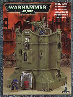 Einfach und sicher online bestellen: Warhammer 40.000: Imperiale Bastion in Österreich kaufen.