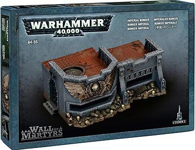Einfach und sicher online bestellen: Warhammer 40.000: Imperialer Bunker in Österreich kaufen.
