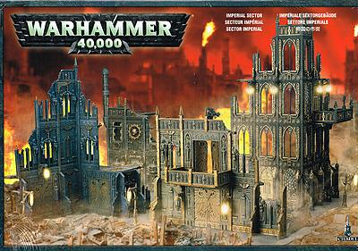 Einfach und sicher online bestellen: Warhammer 40.000: Imperialer Sektor in Österreich kaufen.