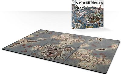 Einfach und sicher online bestellen: Realm of Battle: Shattered Dominion in Österreich kaufen.