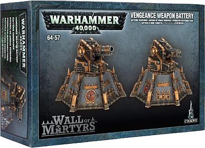 Einfach und sicher online bestellen: Warhammer 40.000: Vergelter-Waffenbatterie in Österreich kaufen.