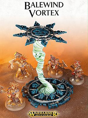Einfach und sicher online bestellen: Warhammer Age of Sigmar: Balewind Vortex in Österreich kaufen.