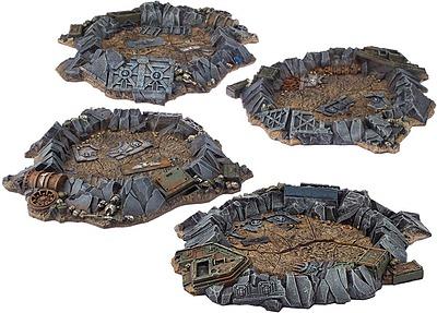 Einfach und sicher online bestellen: Games Workshop Tremorgeschützkrater in Österreich kaufen.