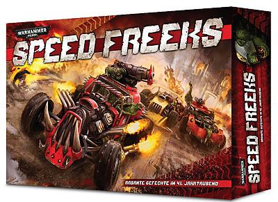 Einfach und sicher online bestellen: Speed Freeks in Österreich kaufen.