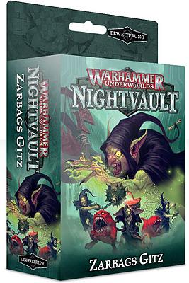 Einfach und sicher online bestellen: Warhammer Underworlds Zarbags Gitz in Österreich kaufen.